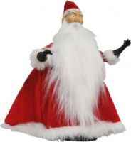 The Nightmare Before Christmas Deluxe Collection Doll: Santa Claus